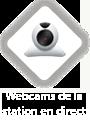 Webcam de la station en direct
